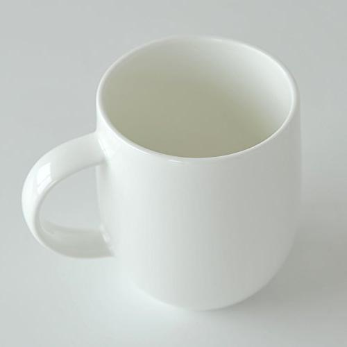 "Alessi""All-Time"" Mugs in China White"