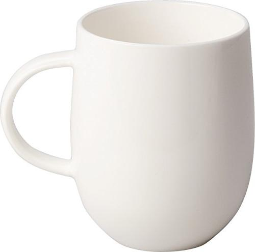 "Alessi""All-Time"" Mugs in Bone China , White"