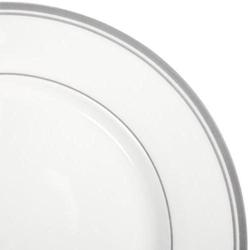 AmazonBasics Cafe Stripe Dinnerware Service for 4 -