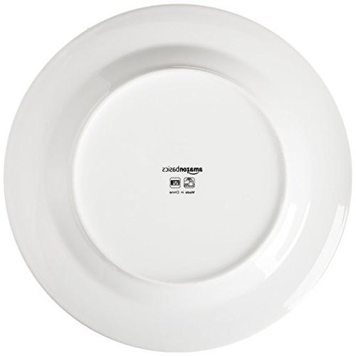 AmazonBasics Dinnerware Service 6