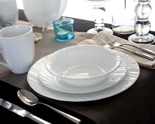 CORELLE Boutique 16-pc Dinnerware Set