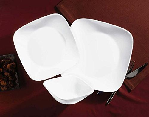 Corelle 18-Piece Dinnerware Set, for
