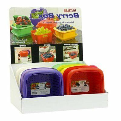 DDI 706230 Berry Box Counter Display