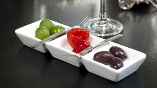 Fortessa Dinnerware, 3-Compartment Tray, 6