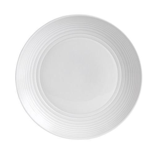 Gordon Ramsay by Royal Doulton Maze White Dinner Plate, 11-I