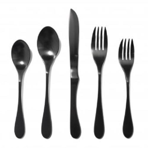 KNORK Titanium 5 Piece Black