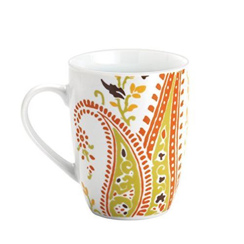 Rachael Paisley 16-Piece Porcelain