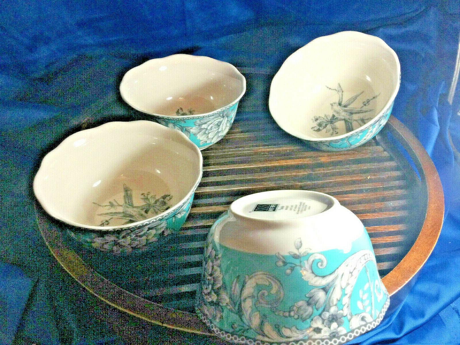 222 Adelaide 16-piece for 4 mugs RARE