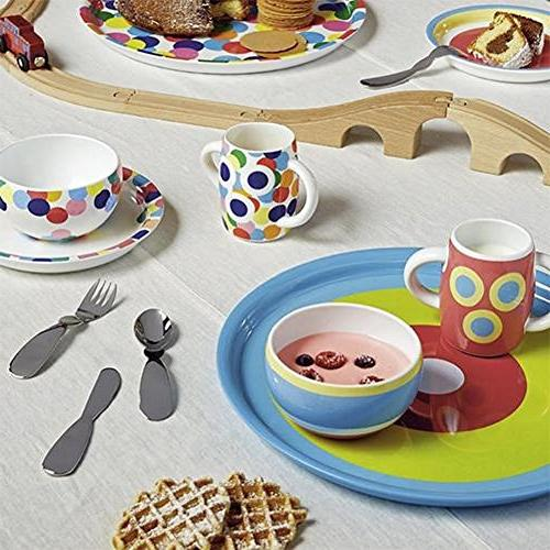 Alessi Alessini AM39S2 3 Piece Child's Set by