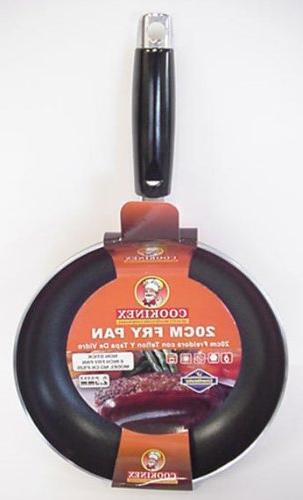 aluminum 8 fry pan case