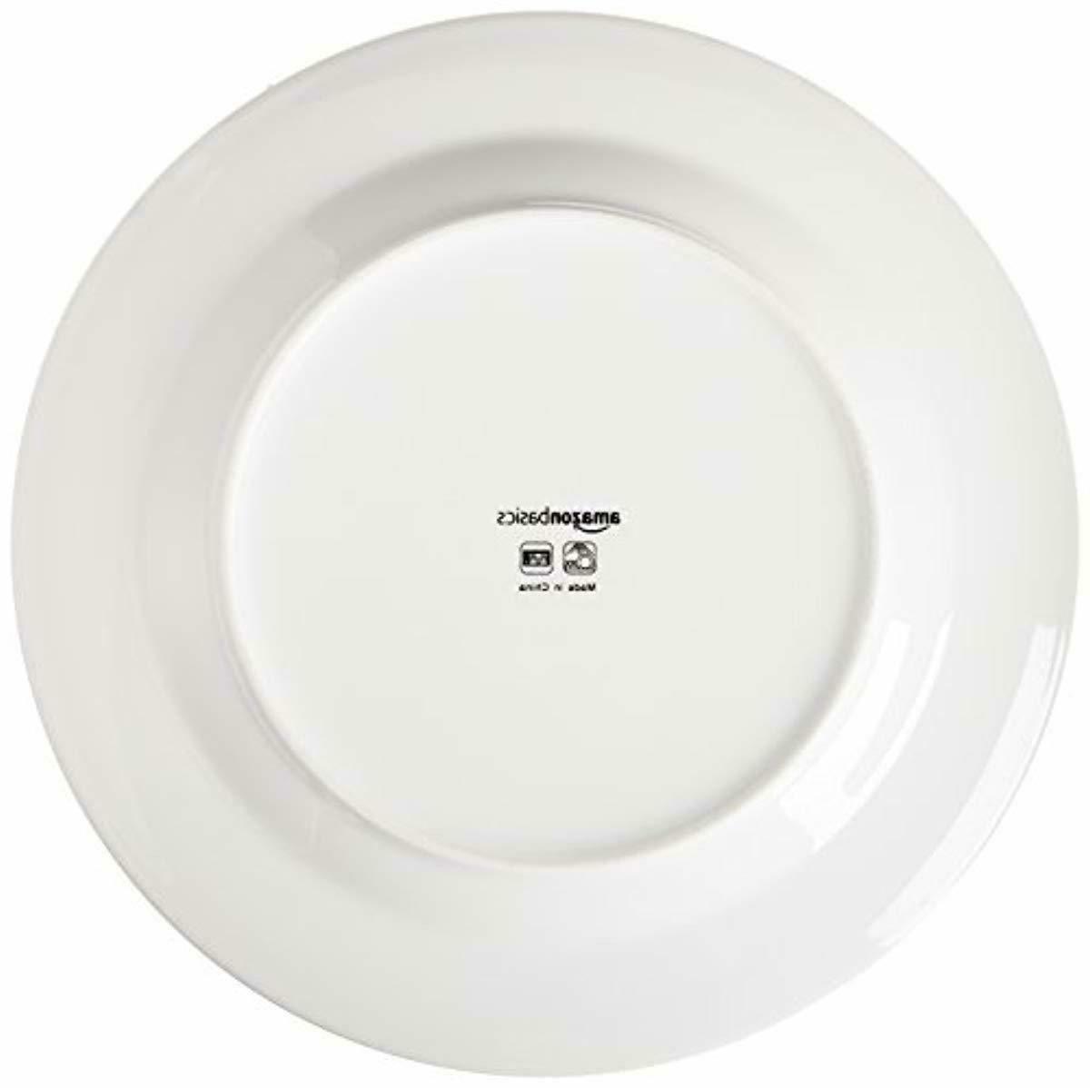 16 piece kitchen dinnerware set plates bowls