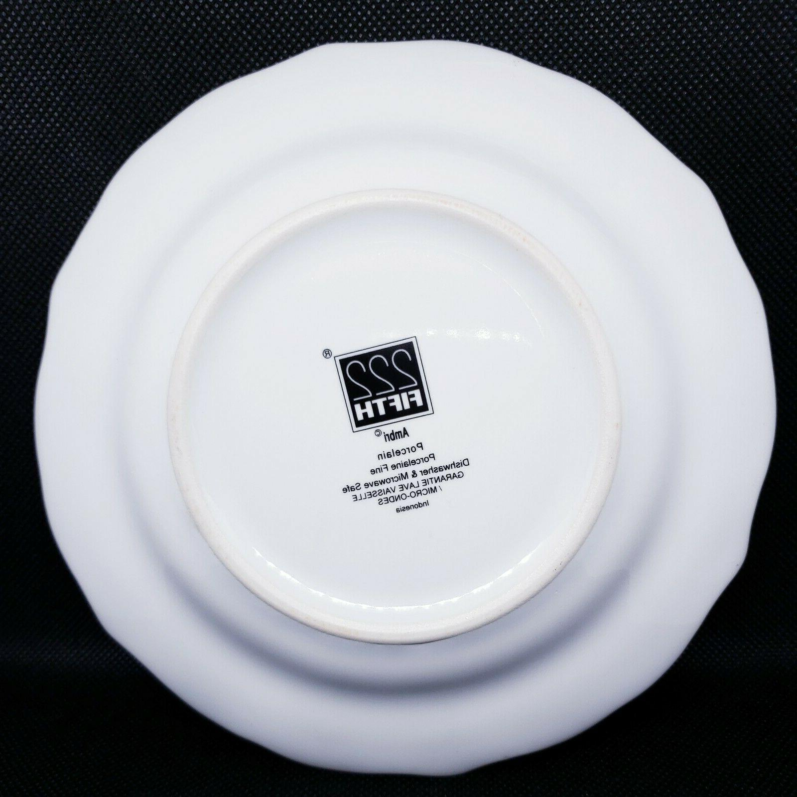 """""""AMBRI"""" BY set of Plates Butterfly, Bird-NWT"""