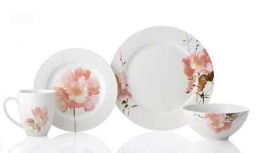 Oneida Amore 16 Piece Dinnerware Set