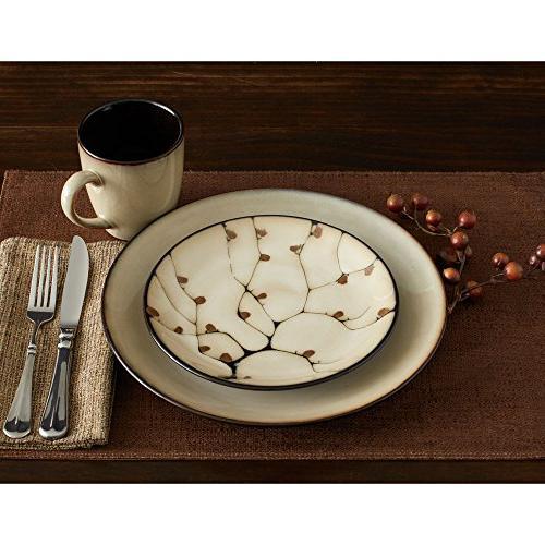 Gourmet by Anissa Dinnerware Set