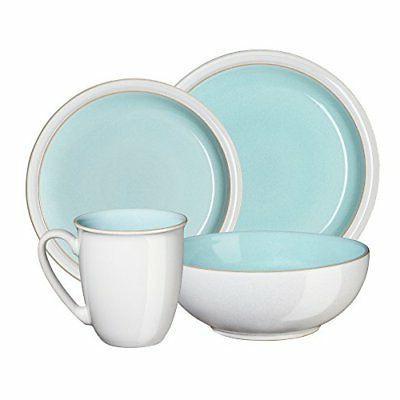 azure blends dinnerware set