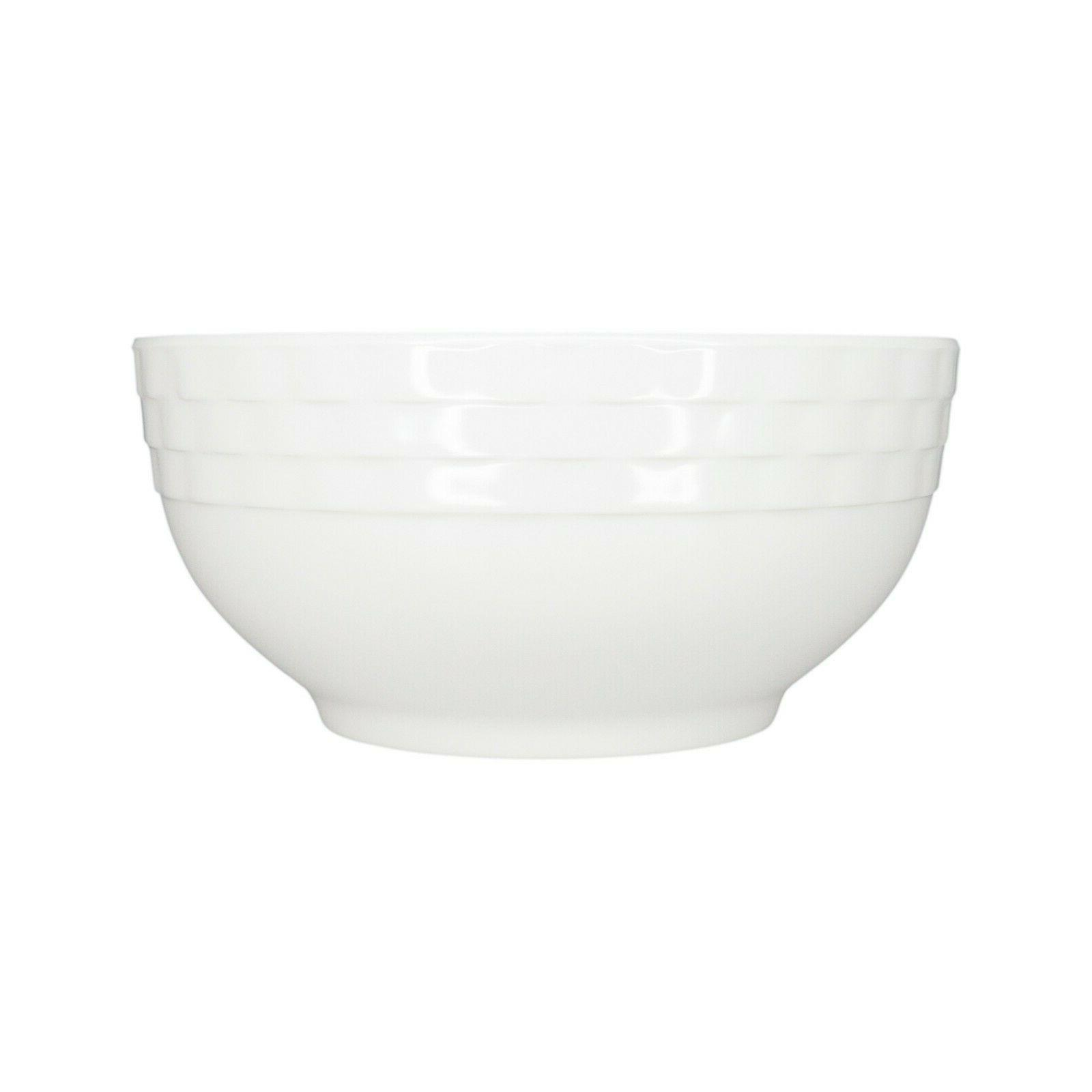 222 White Piece Dinnerware