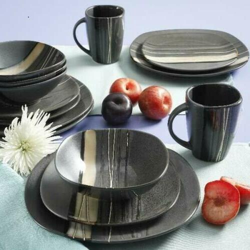 bazaar dinnerware better homes and gardens set