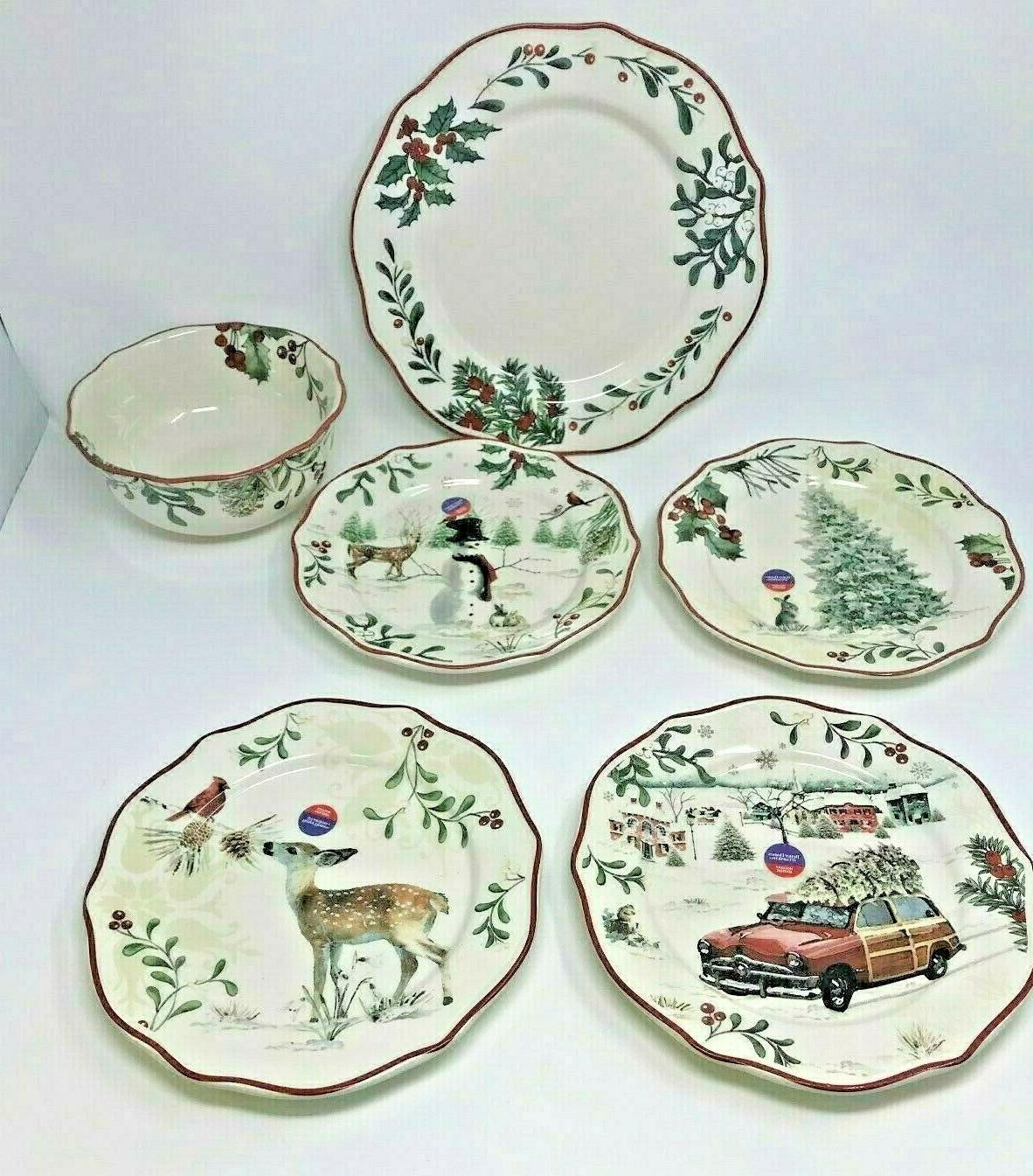 better homes and gardens heritage 12 piece