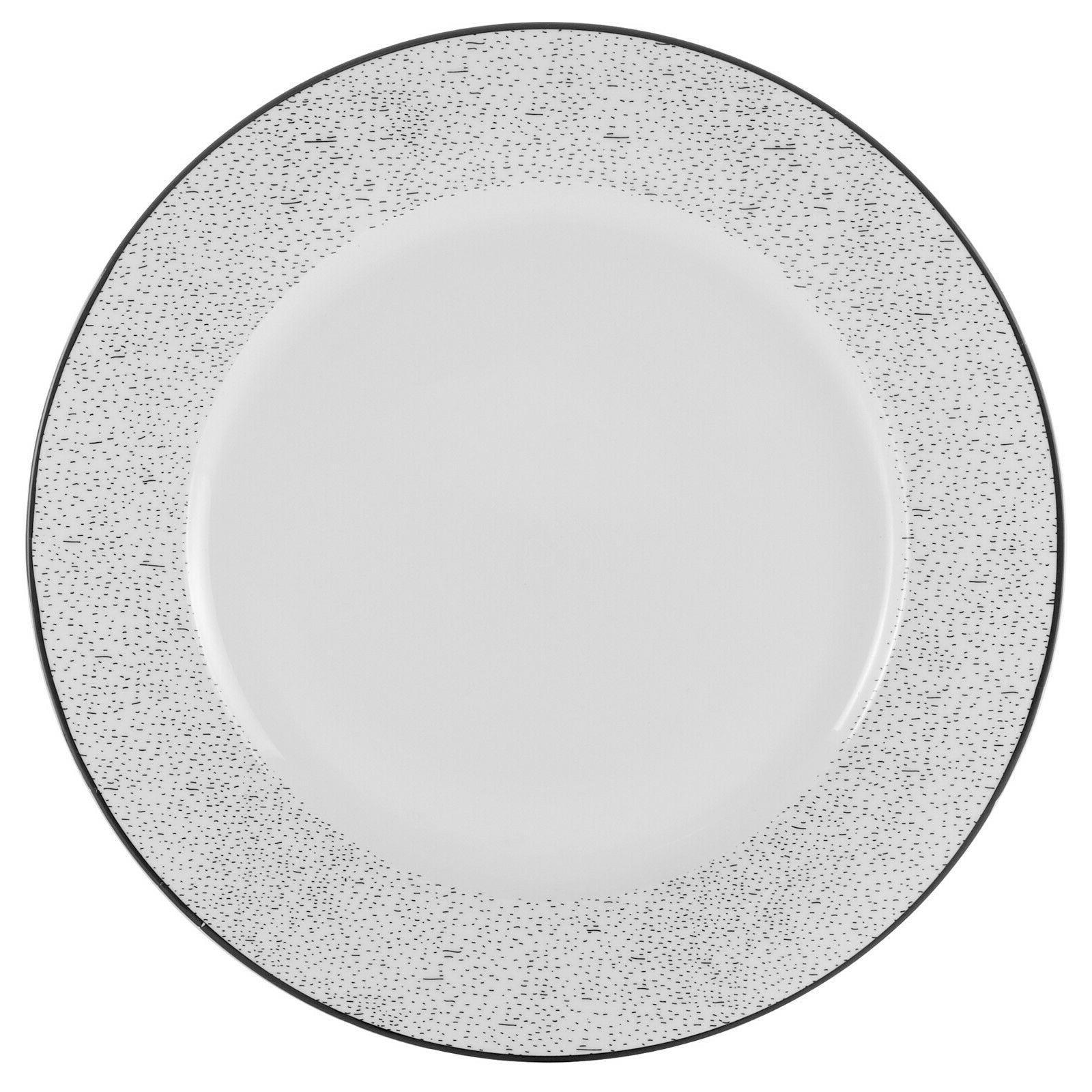 Black Dinnerware 4