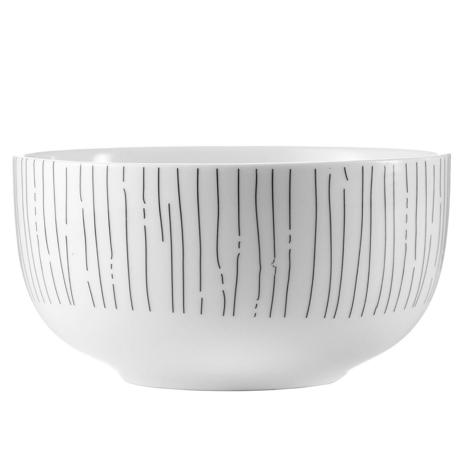 Black White Dinnerware 4