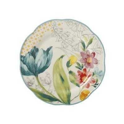 The Pioneer Woman Bouquet 12-Piece Dinnerware