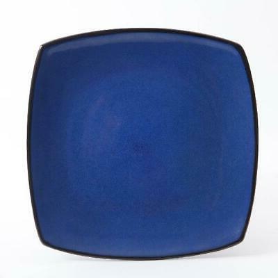 Blue Dinnerware Dinner Mugs Bowls Kitchen Pcs