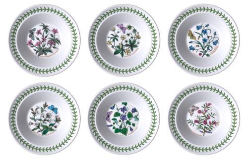 botanic garden oatmeal soup bowls