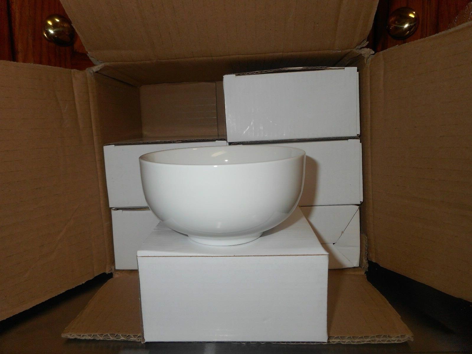 bowl set of 6 12 oz bowls