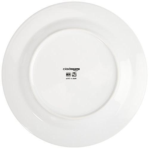 AmazonBasics Dinnerware 4