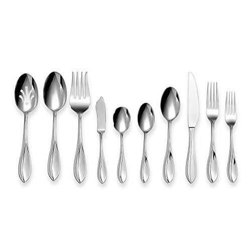 Cuisinart Carbay 45-Piece Stainless Steel Set