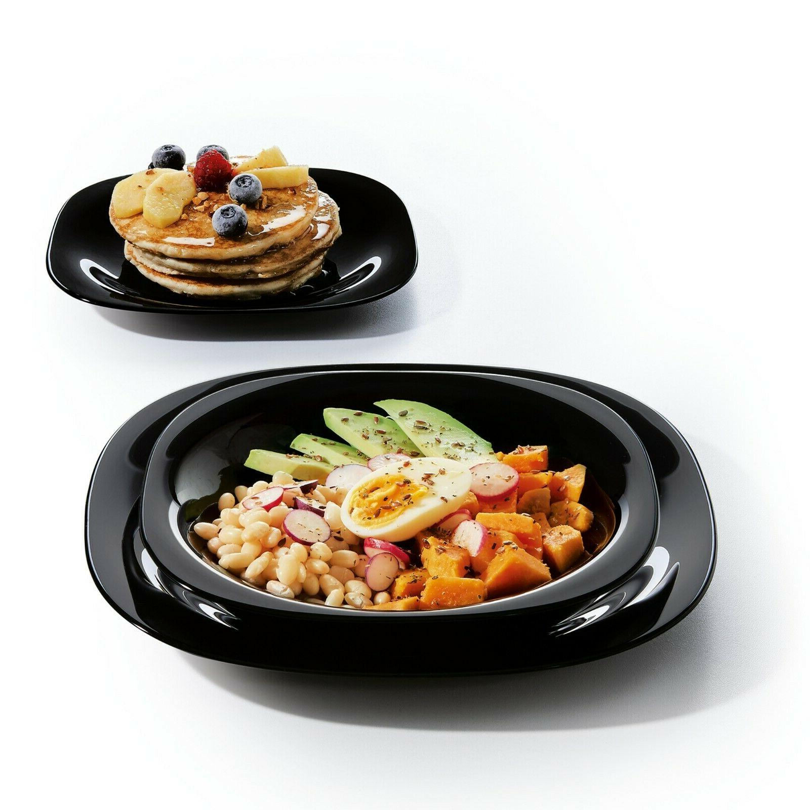 Luminarc - Carine Dinnerware Service for - 12 PC Set