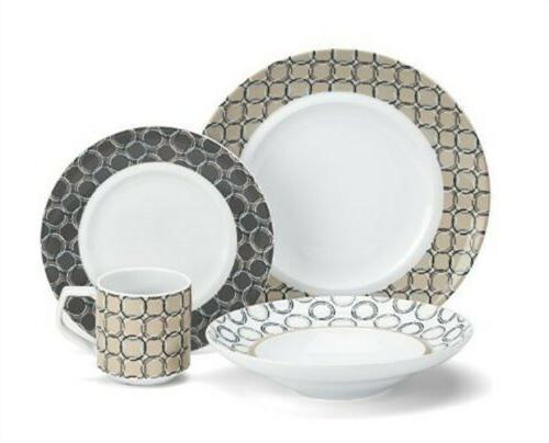 Cuisinart 16-pc. Chalais Dinnerware Set