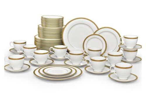 Noritake Charlotta Dinnerware Value Set Service for 12