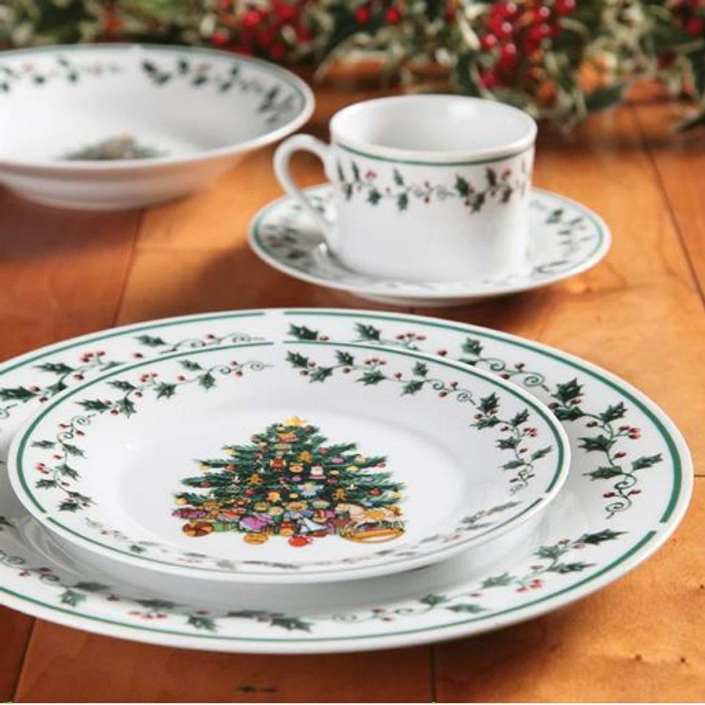 Christmas Ceramic 20 pc