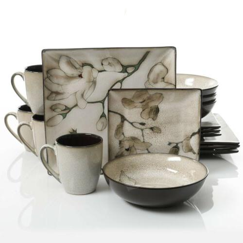 clarice dinnerware set