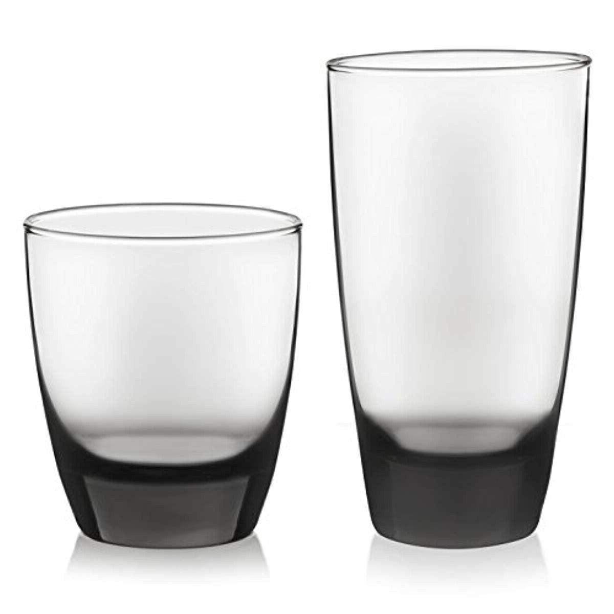 Libbey Tumbler and Glass Set