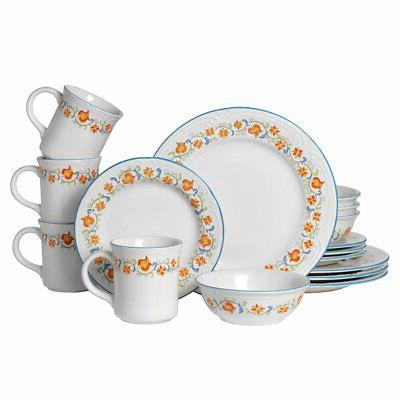 Pfaltzgraff Colebrook Dinnerware Set, Service 4
