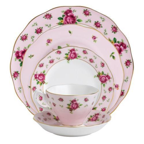country roses pink vintage formal