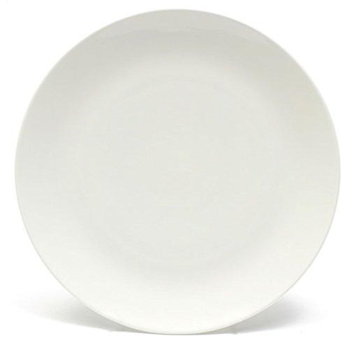 coupe salad plate set