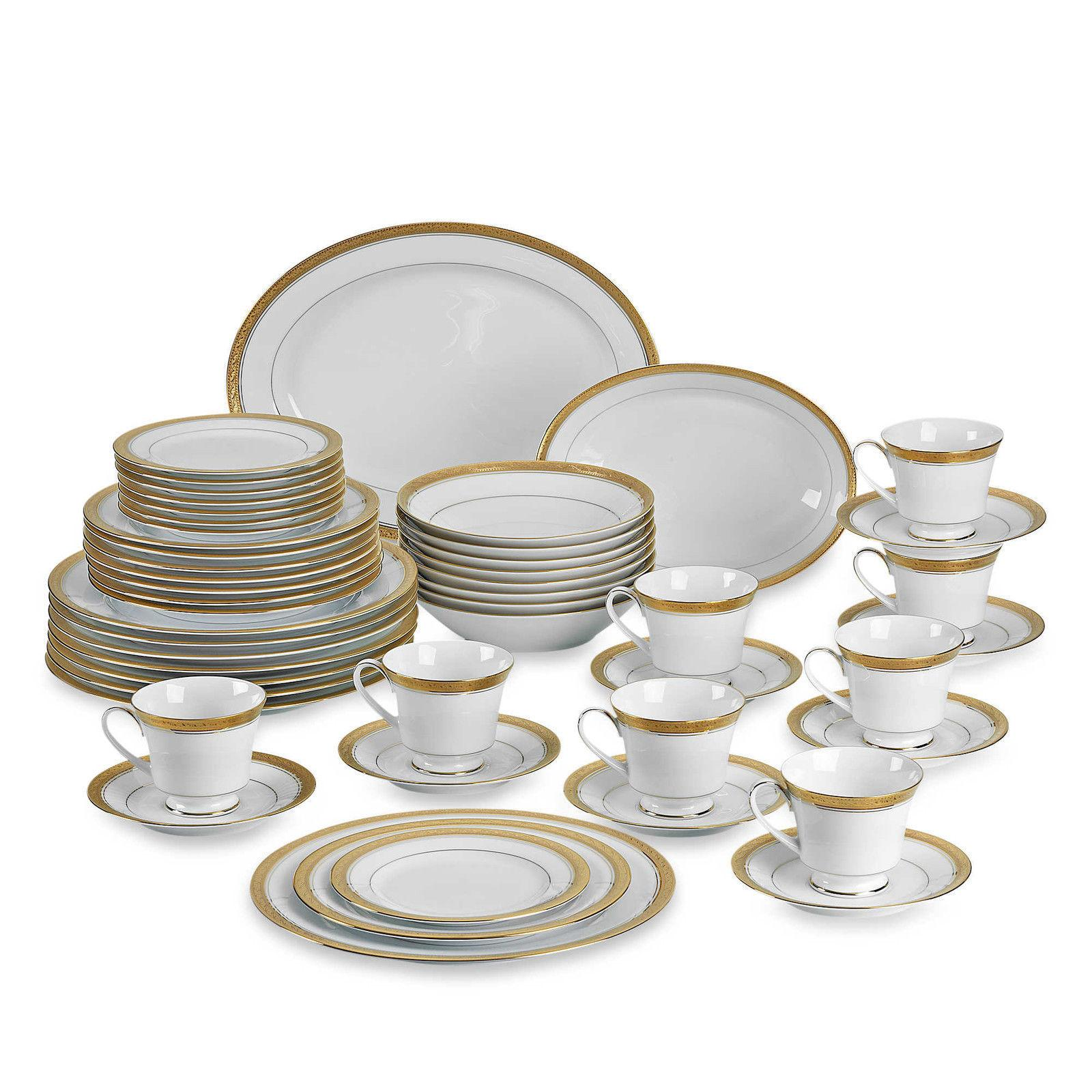 Noritake Crestwood Gold with