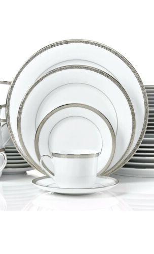 Noritake Platinum pc Dinnerware Set Protective