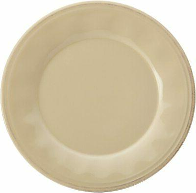Rachael Ray Cucina 16Piece Dinnerware Almond Cream