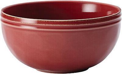 Rachael Ray Dinnerware 16Piece Cranberry