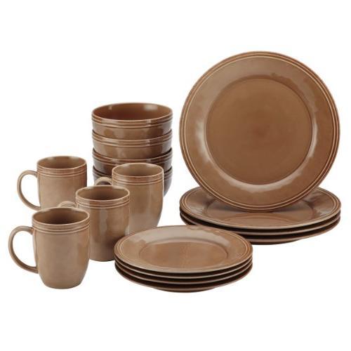 Rachael Brown Dinnerware Set