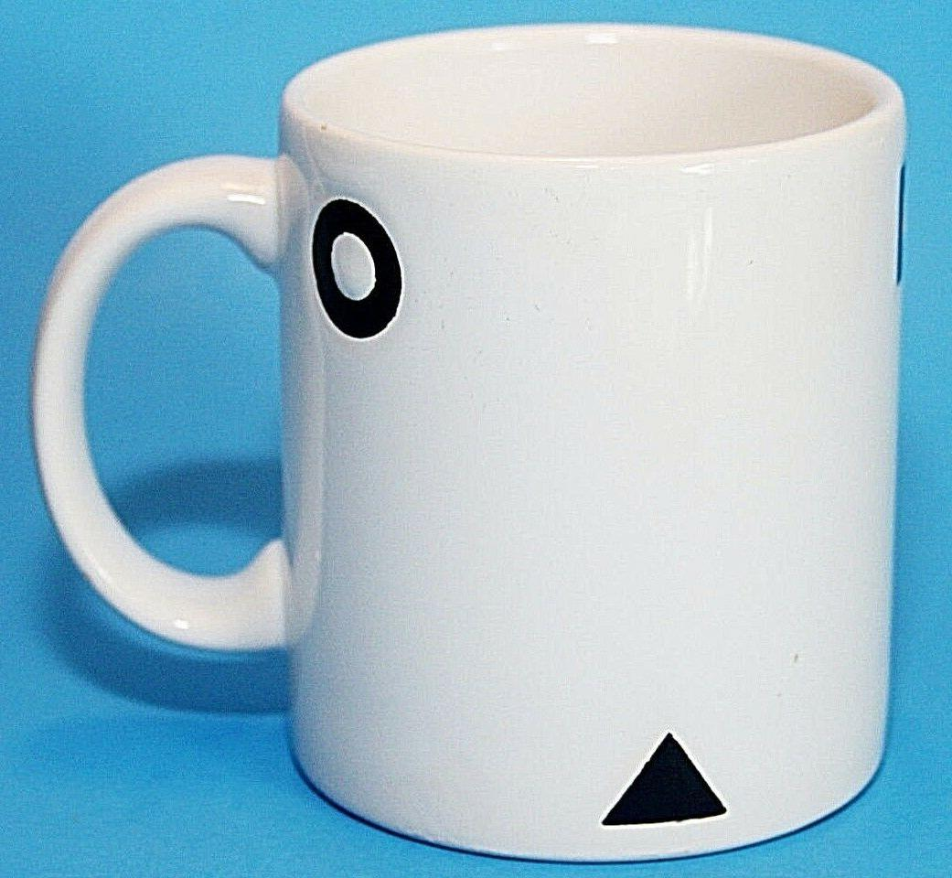 "Waechtersbach Mug & 7.75"" White NOS"