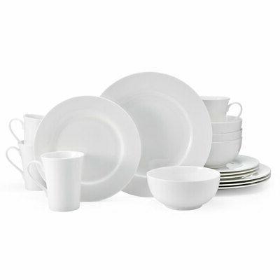 Mikasa Delray 16 Piece Dinnerware Set