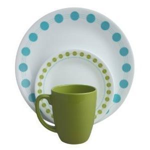 deluxe livingware dinnerware set service