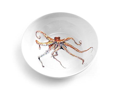 dinnerware big dipper blue octopus