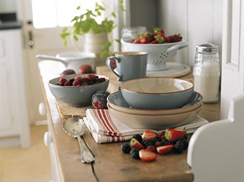 Denby Dinnerware Heritage 4 Piece