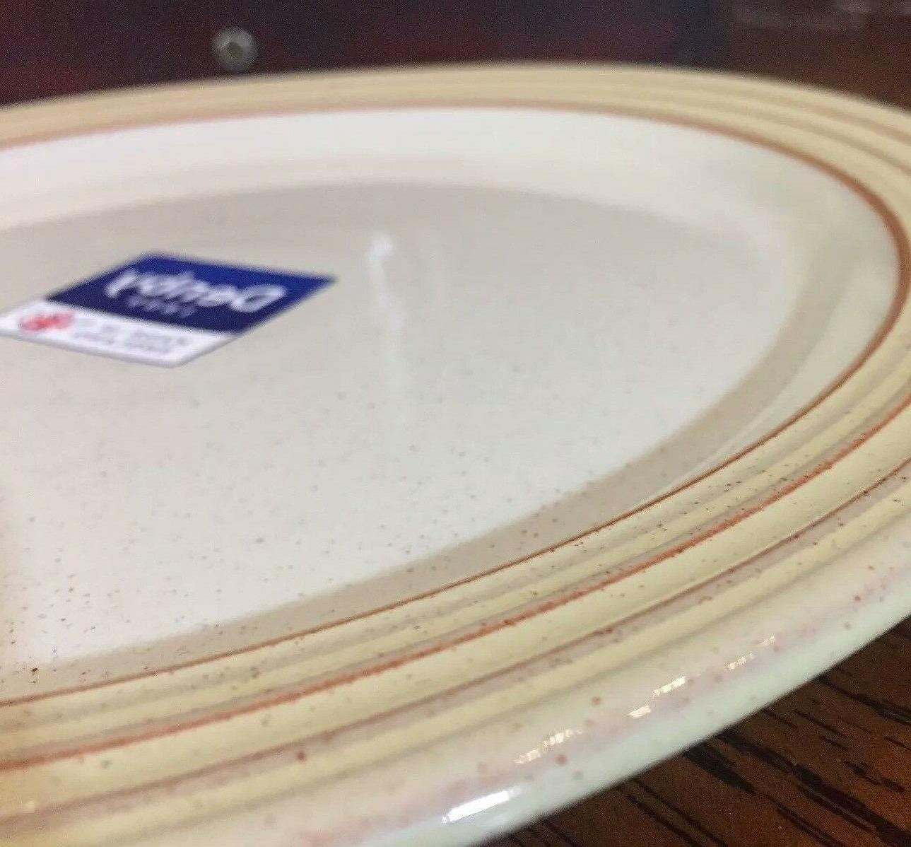 Denby Dinnerware Heritage 3 piece Stoneware Made in England